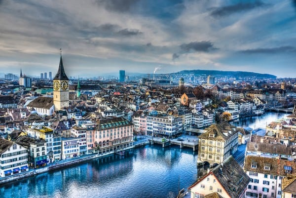 Cleanest Cities in the World 2015