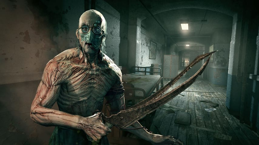 Outlast 2 - most Horror Games