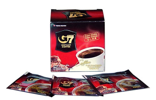 G7 Instant Coffee