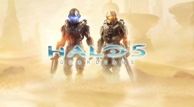 Halo 5 Guardians - fps game 2015