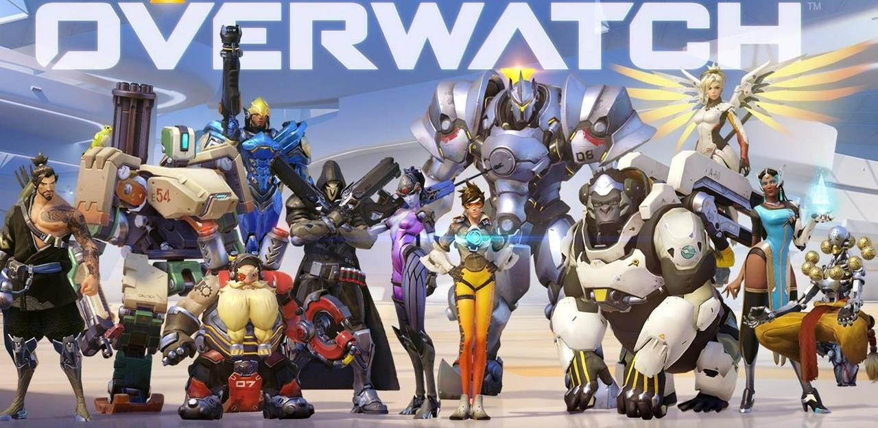 Overwatch - fps game 2015