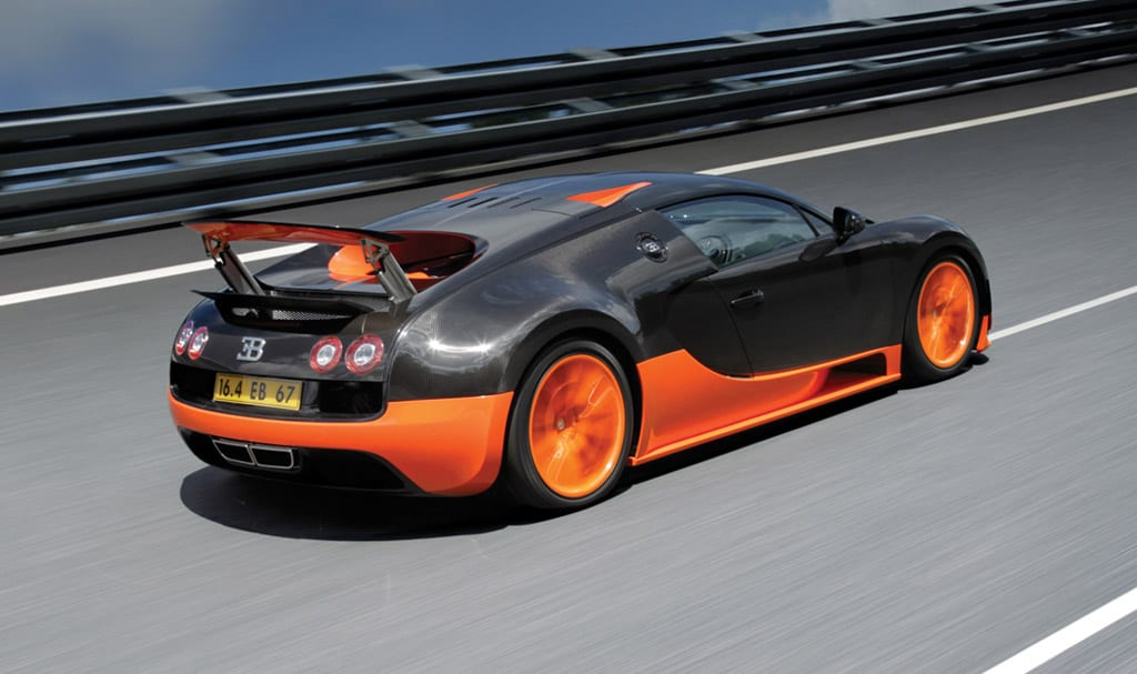 fastest cars in 2015