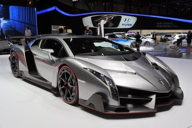 most expensive cars 2015
