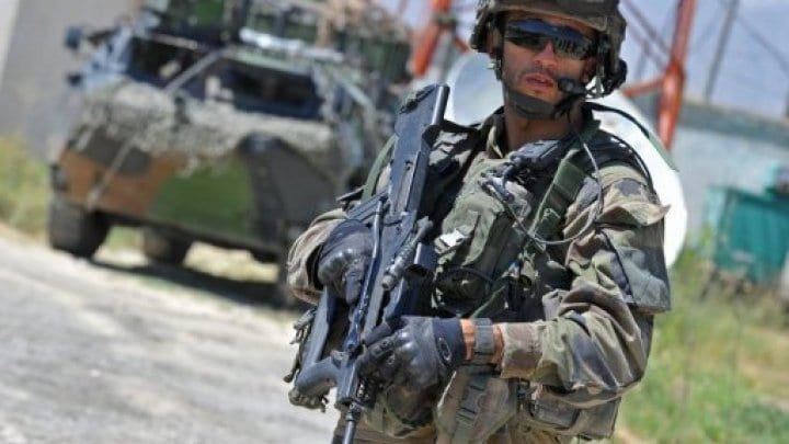 Best Armed Forces 2015