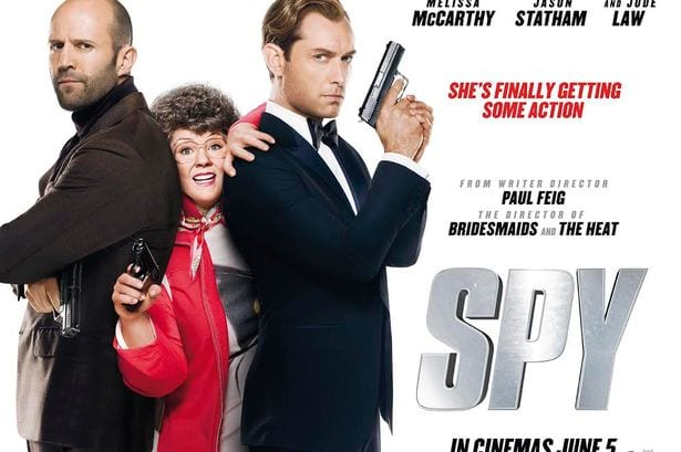 Best Spy Movie