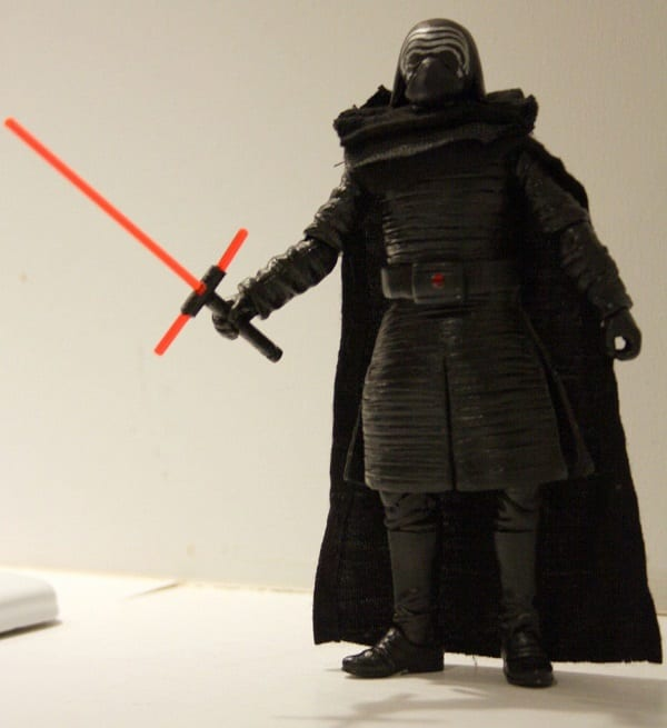 Star Wars- The Force Awakens Kylo Ren Action Figure