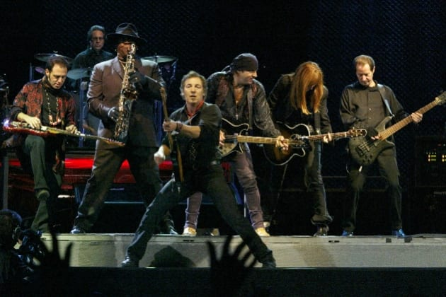 Bruce-Springsteen and e street band