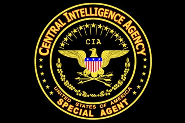 CIA, United States of America
