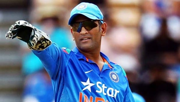 Richest Cricketers In 2016 - 1. MS Dhoni