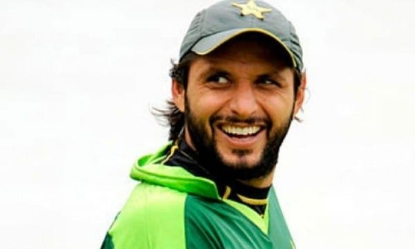 Richest Cricketers In 2016 - 6. Shahid Afridi