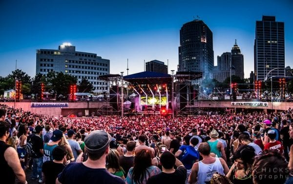 Attend an Electronic Music Festival