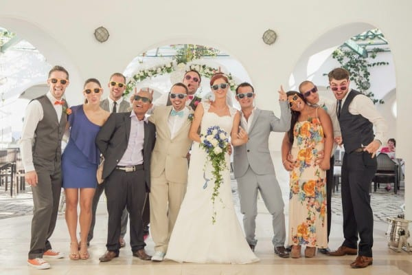 Wedding In Lindos Village In Rhodes - Historic Location And Stunning Views