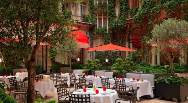 Most Beautiful Hotels 2016 - Hotel Plaza Athenee