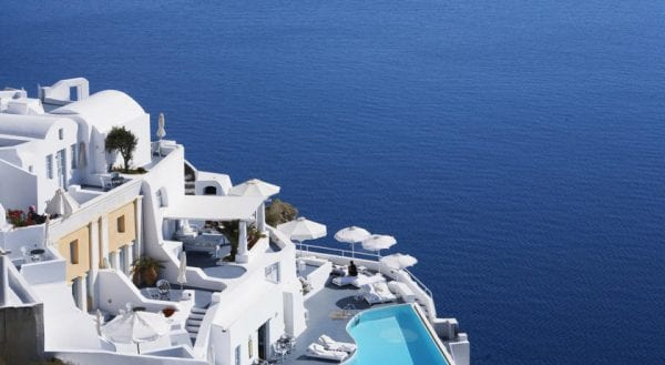 Most Beautiful Hotels 2016 - Katikies Hotels, Santorini Katikies