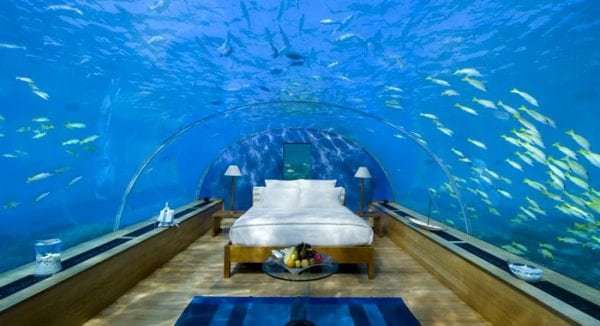 Most Beautiful Hotels 2016 - Poseidon Undersea Resort, Fiji