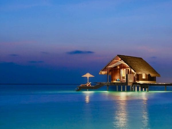Most Beautiful Hotels 2016 - Reethi Rah, Maldives