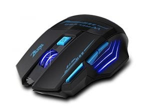 Top 10 Best Wireless Gaming Mouse In 2017