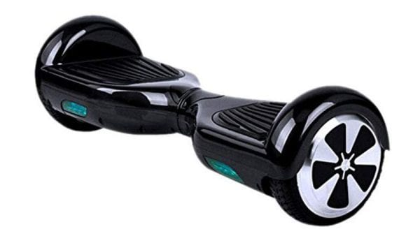 HoverTech Self-Balancing Scooter