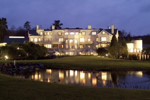 Most Expensive & Luxurious Houses - Updown Court-England