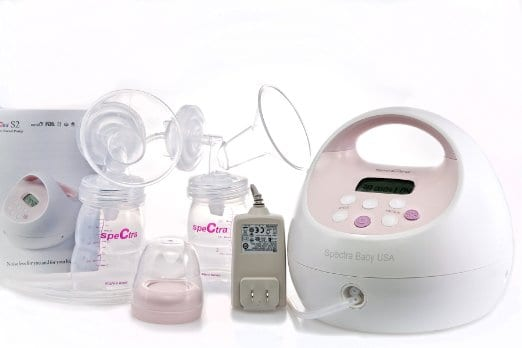 Spectra Baby USA S2 Double-Single Breast Pump