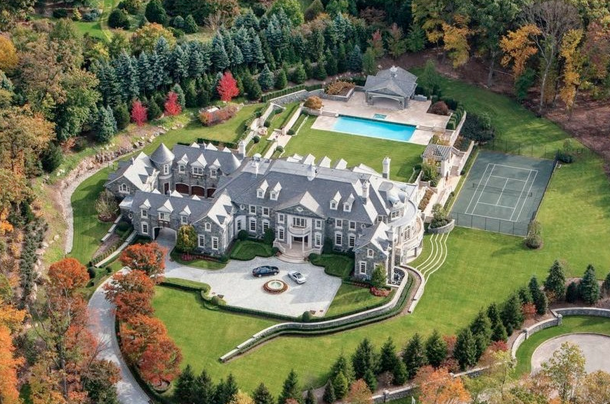 Top 10 most expensive luxurious houses in the world - 5 bedroom house for sale los angeles ...