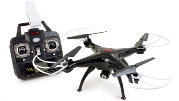Cheerwing Syma X5SW FPV Explorers 2 with 2MP HD Wifi Camera