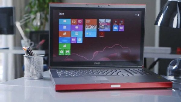 Dell Mobile Precision M 6800 - Most expensive laptops 2016