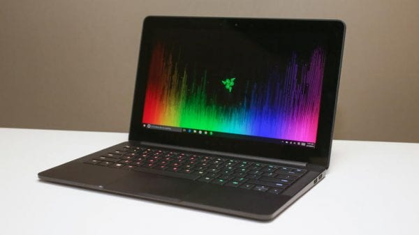 Razer Blade Stealth - Most expensive laptops 2016