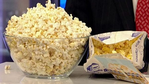 Foods That Can Cause Cancer - 8. Microwave Popcorn
