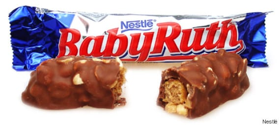 best-selling-chocolate-bars-baby-ruth