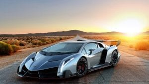 Top 10 World's Most Expensive Cars 2017