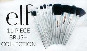 Top Ten Best Makeup Brush Sets 2018