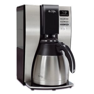 5 Top-Rated Coffee Makers for At-Home Brewing