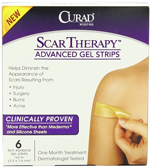 BEST SCAR GELS - BUYING GUIDE