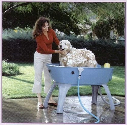 Top 10 Best Portable Dog Bath System – 2018 Reviews