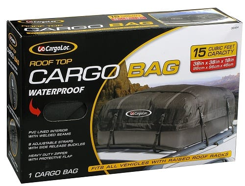 BEST WATERPROOF ROOF TOP CARGO BAG REVIEWS